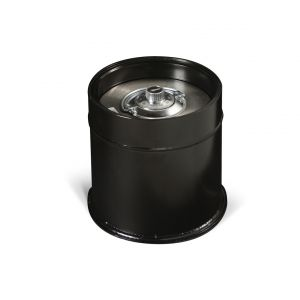 AMSEC C3 Star Tube Floor Safe features a removable dial and drive/drill resistant spindle to help prevent drill attacks