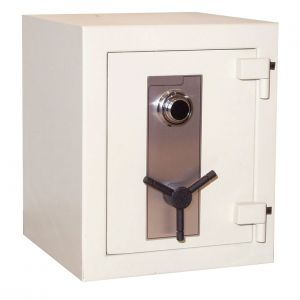 AMSEC AMVAULT CE1814 TL-15 Fire Rated Composite Safe is constructed of high density fire and burglary resistant composite material