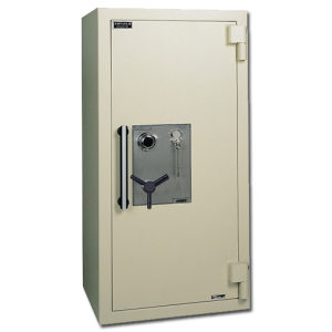 AMSEC AMVAULT CE4524 TL-15 Fire Rated Composite Safe is constructed to withstand the most sophisticated burlgar attacks