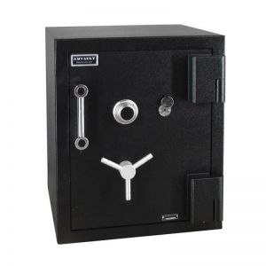 AMSEC AMVAULT CFX252016 TL-30X6 Composite Safe is built to withstand the most sophisticated burglar attacks