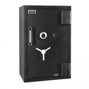 AMSEC AMVAULT CFX352020 TL-30X6 Composite Safe is built to withstand the most sophisticated burglar attacks