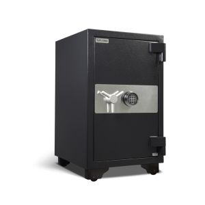 AMSEC CSC Series CSC3018 Composite Safe shown with the ESL10XL electronic lock