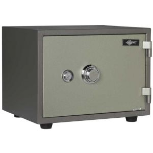 AMSEC FS914 Residential Fire Safe features a combination lock