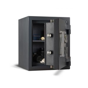 AMSEC MAX1814 TL-15 Composite Safe is constructed of inner and outer steel plates enclosing high density fire resistant material