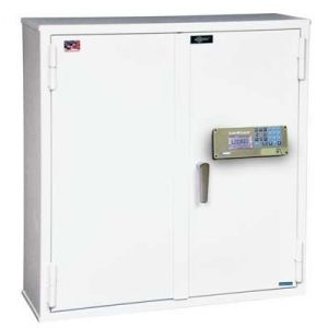 AMSEC PSSW Pharmacy Safe is equipped with the SafeWizard access control system