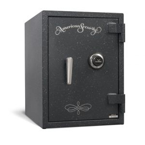 AMSEC UL1812X Extra Depth U.L. Listed Fire Safe features a UL listed group II key changeable combination lock