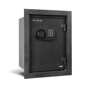 AMSEC WFS149E5LP U.L. Listed Fire Wall Safe