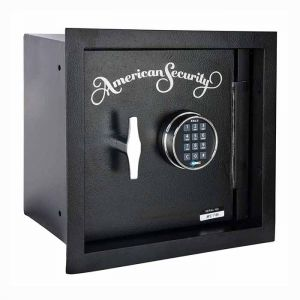 AMSEC WS1214E5 Heavy Duty Extra-Depth Wall Safe features the ESL5 electronic lock