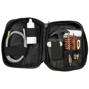 Barska Shotgun Cleaning Kit w/ Flexible Rod & Pouch