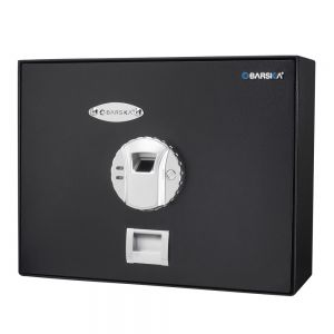 Barska AX11556 Biometric Top Opening Drawer Safe