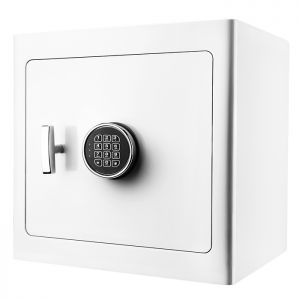 Barska Digital Keypad Jewelry Safe, white