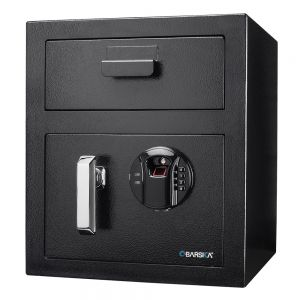 Barska AX13108 Biometric Depository Safe