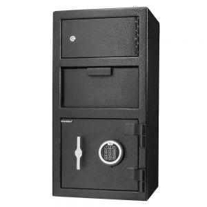 Barska AX13310 Top Locker Depository Safe