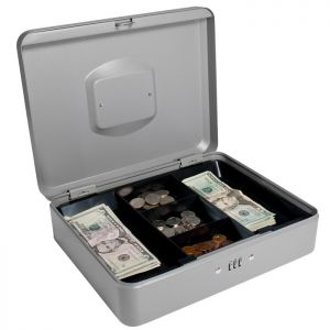 Barska CB11788 Combination Cash Box