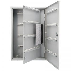 Barska 240 Position Key Cabinet with hinged dividerfor maximum capacity