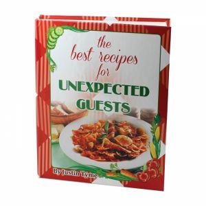 BookKASE Covert Handgun Hider Book, Best Recipes