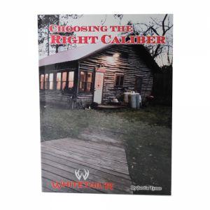 Handgun Hider Book Safe, The Right Caliber