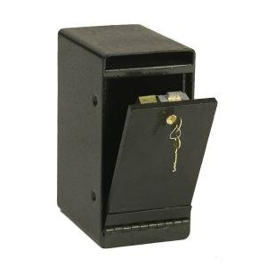 FireKing MS1K-SG4440 Under Counter Drop Safe, angle open