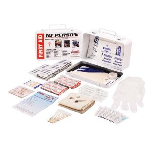 Guardian Survival Gear FA10 10 Person First Aid Kit small image