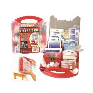 Rapid Care FAR183 183 Piece First Aid Kit, small image