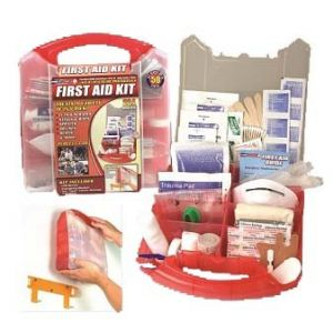 Rapid Care 234 Piece First Aid Kit