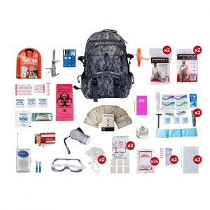 Guardian Deluxe 2 Person Survival Kit (72 hr)
