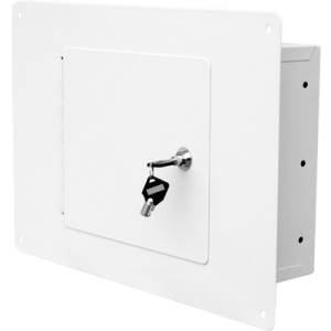 Homak Compact Wall Safe