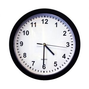 KJB Home Wi-Fi Hidden Camera Wall Clock