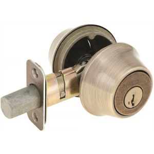 Kwikset 665 Series Double Cylinder Deadbolt w/ SmartKey Security