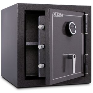 Mesa Safe MBF2020 Burglary & Fire Safe is equipped with 3 massive 1