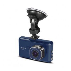 Minolta MNCD37 1080p Full HD Dash Camera in  blue with mount