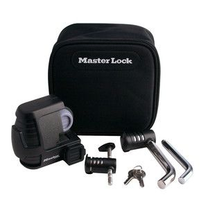 Master Lock 3794DAT Trailer Security Combo Pack