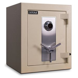 Mesa Safe MTLE1814 TL-15 Fire Rated High Security Safe equipped with a UL Listed Group II combination lock