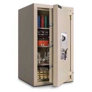 Mesa Safe MTLF4524 TL-30 Safe includes 3 adjustable steel shelves