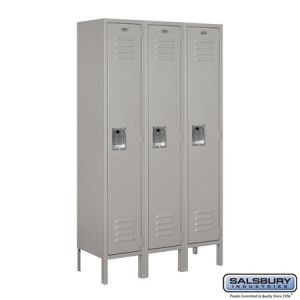 Salsbury 5' Standard Metal Locker, 12