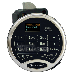 SecuRam ProLogic L02 Electronic Safe Lock