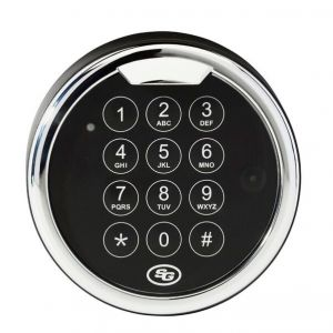 S&G Spartan 1006 Series Electronic Safe Lock