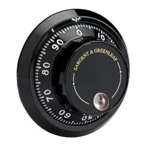 S&G 6730-103 3 Wheel Combination Safe Lock