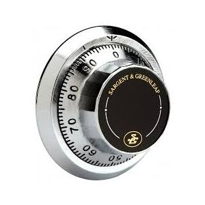 S&G Mechanical Safe Lock Dial for 8.5