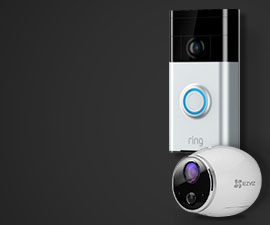 Browse all Smart Home: Video Doorbells, Smart Cameras, Sensors, Access Controllers & Thermostats