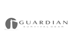 We carry a vast selection of survival kits & gear by Guardian Survival