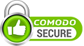 We are a Comodo Secure site!