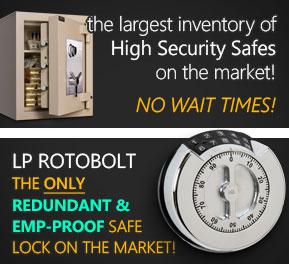 LP Rotobolt Redundant Safe Lock is here!