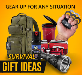 Survival Gear makes for great gift ideas all year round